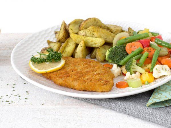 Vleesvervanger: Vegetarische Schnitzel