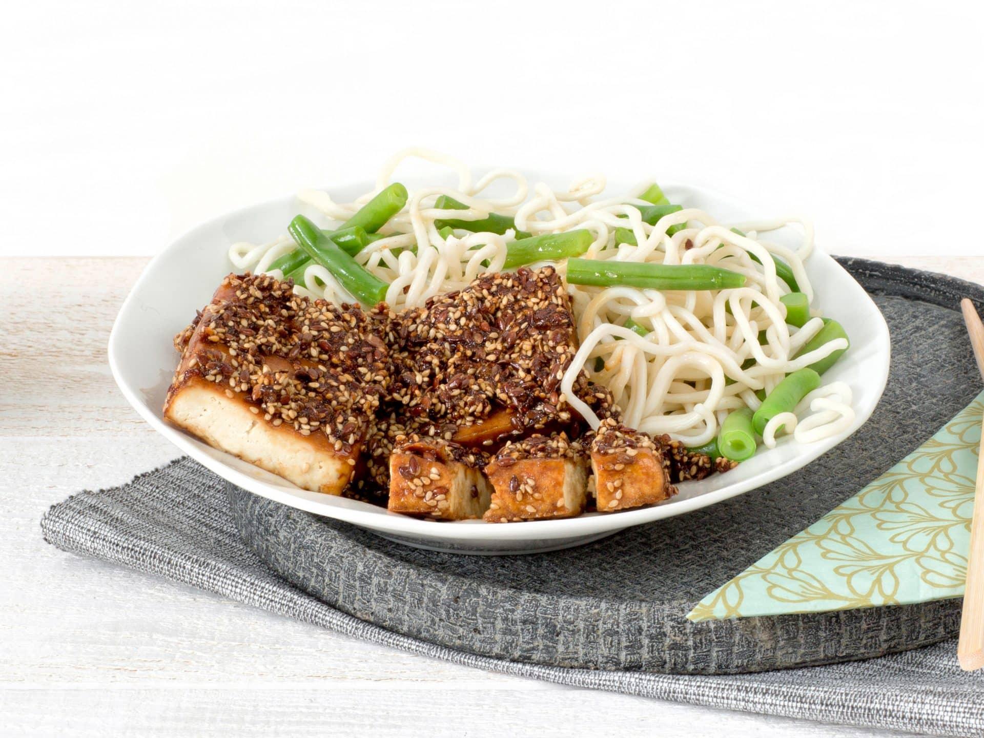 Vleesvervanger: Vegan Tofu Blok