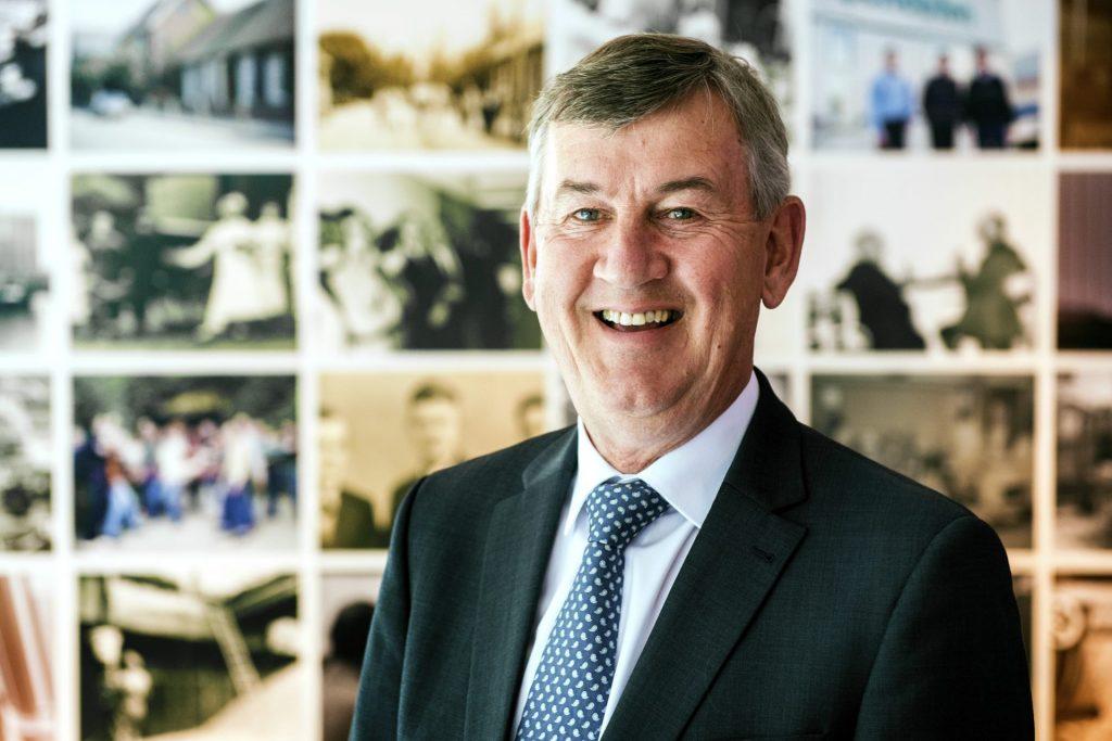 CEO Schouten Europe - Henk Schouten