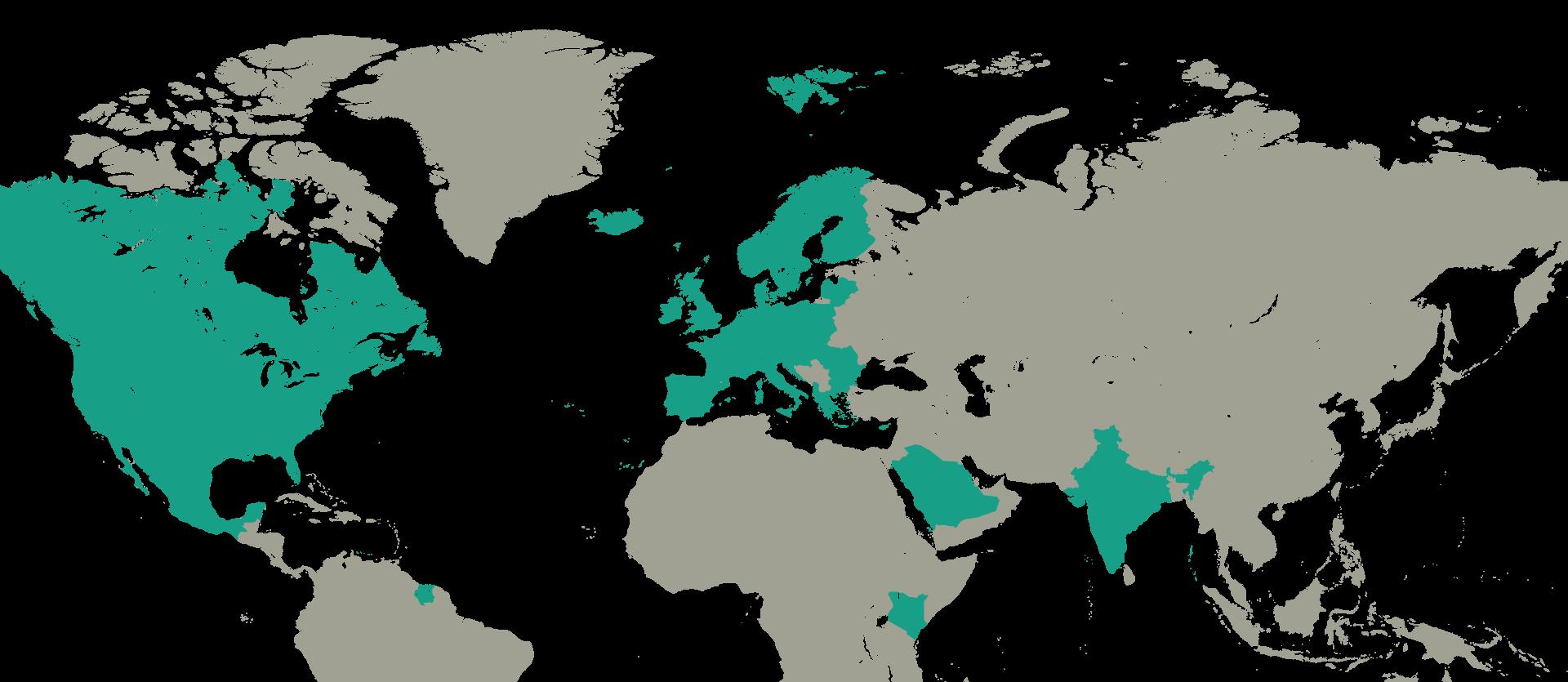 world-map - Schouten
